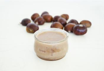 Chestnuts cream