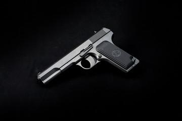 Пистоле ТТ легенда СССР