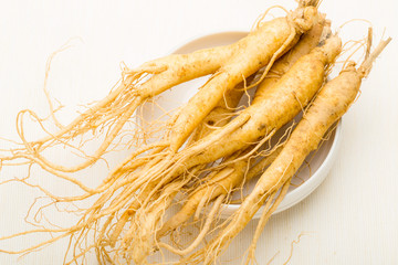 Fresh Ginseng stick