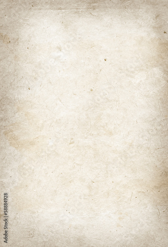 canvas print picture Old parchment paper texture