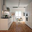 moderne Küche - modern Kitchen