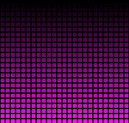 Hintergrund mit pinken Kästchen und weichem Übergang zu schwarz