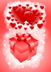 serca i prezent
