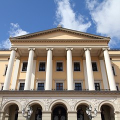Oslo, Norway - Royal Palace