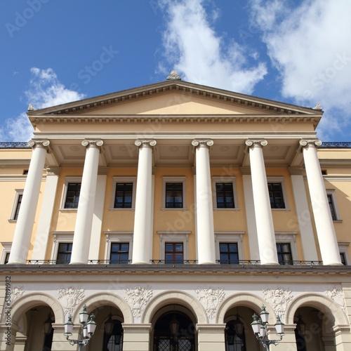 Oslo, Norway - Royal Palace