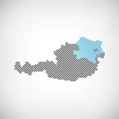 Österreich Bundesland Niederösterreich