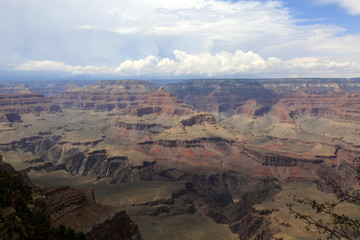 desert view sur le Grand Canyon, Arizona