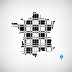 Frankreich Region Korsika