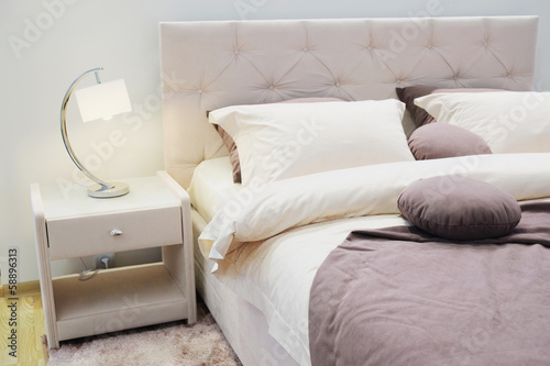 bedroom interior - 58896313