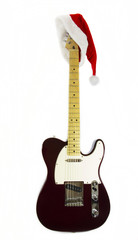 Electric Guitar with Noel cab