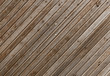 Background of brown old wooden wall