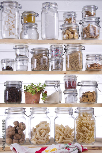 Canvas Koken Small Pantry