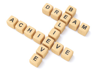 Dreams,believe and achieve