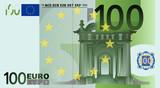 Euro 100 Vector