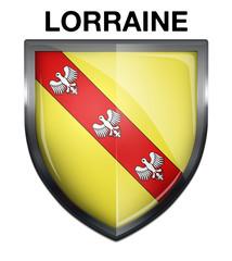 Blason Lorraine Region