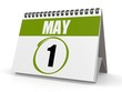 May 1, Labour day