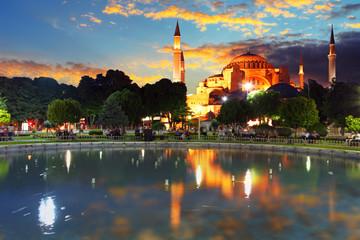 Istanbul - Hagia Sophia, Turkey