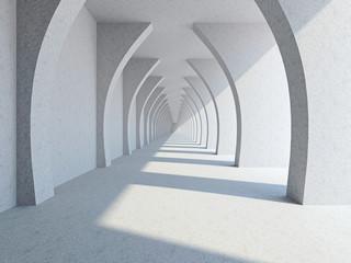 A long corridor © astragal