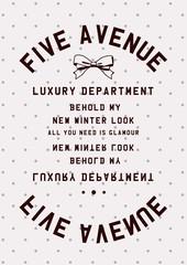 FIve Avenue