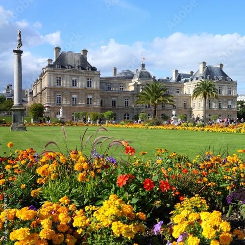 Paris - Luxembourg Garden