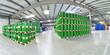 Lagerung von Chemikalien // industrial Storage