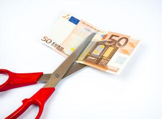 Tagliare soldi