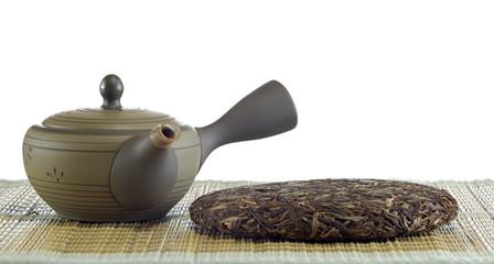 Organic raw Puer tea Chinese