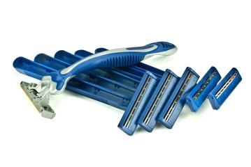 Синие бритвы