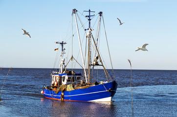 Krabbenfischerei