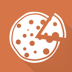 Pizza web icon