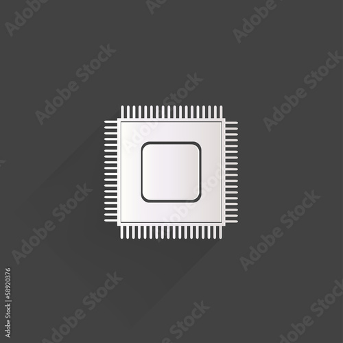 Microchip web icon
