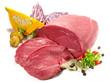 Hirsch - Braten und Steaks