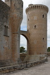 Castle de Bellver.