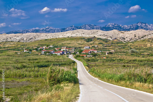 Village Gorica, Island of Pag