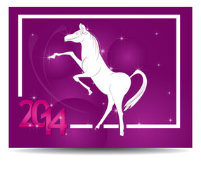 horse and new year