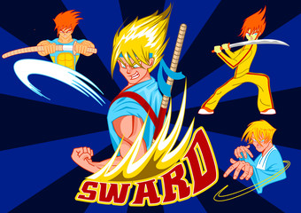 sward warrior