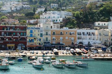 Marina Capri Italy