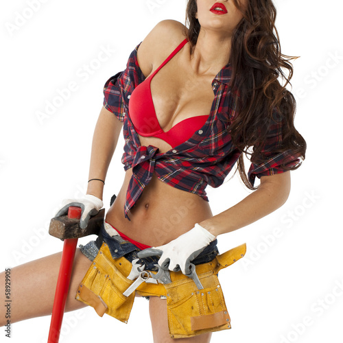 Sexy Carpenter