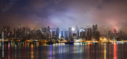 New York skyline