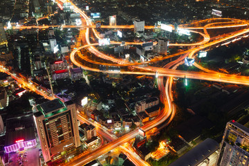 Autoroute périphérique Bangkok, Thaïlande