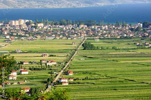 Pogradec And Ohrid Lake, Albania