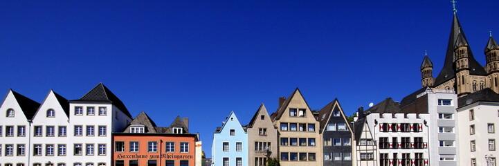 KÖLNER-ALTSTADT - Stadtpanorama