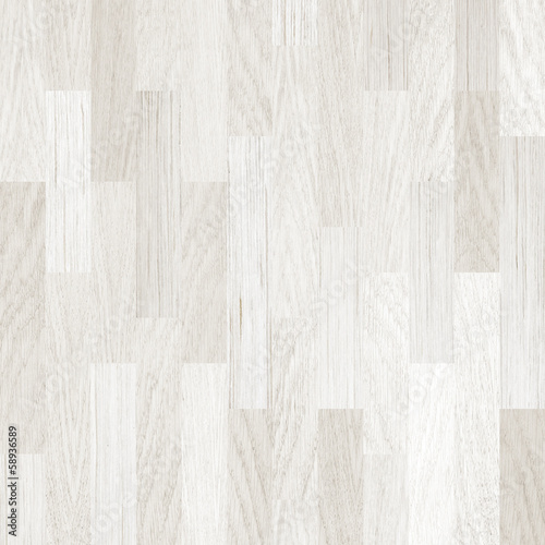 wooden floor white parquet background