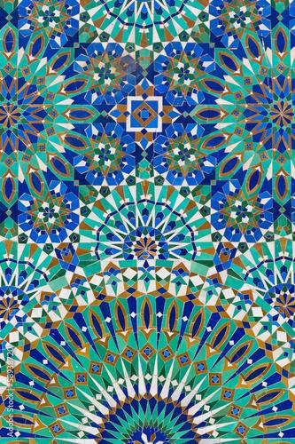 Foto op Canvas Marokko Moroccan decoration