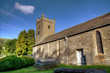 Troutbeck Church in sunshine