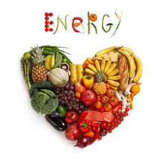 Energy food choice