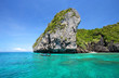 tropical sea Phi Phi island. Thailand