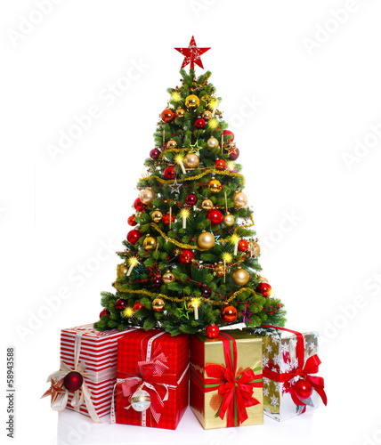 canvas print picture wonderfull christmas three
