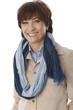 Portrait of happy smiling mature woman