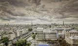 View on Eiffel Tower, Paris